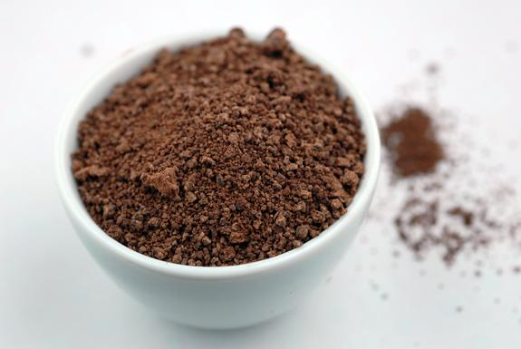 "Chocolate ""dirt"""