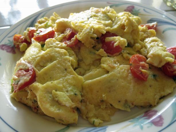 Akoori - Parsi Scrambled Eggs