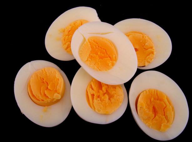 Perfect Hardboiled Eggs