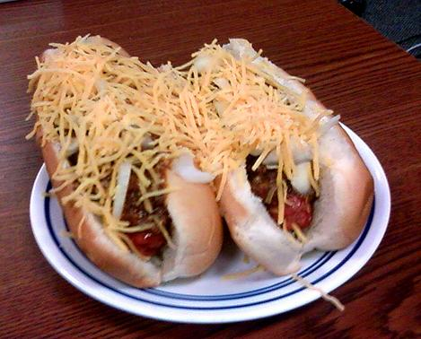 L's Cheese Coneys