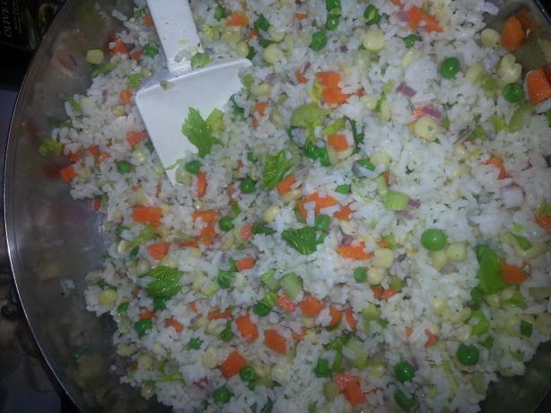 Argentine Rice-Veggie Salad