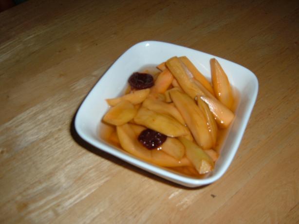 Gwen's Pickled Mango