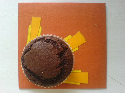 Chocolate Orange Cupcakes (Vegan)