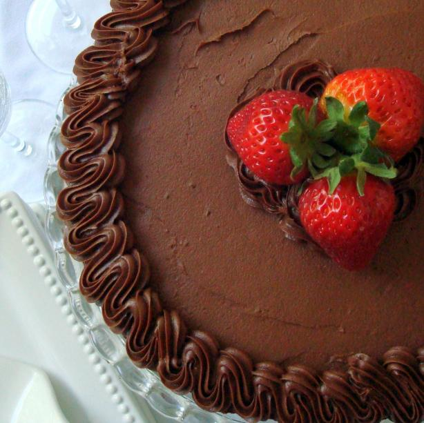 The Quintessential Chocolate Cake