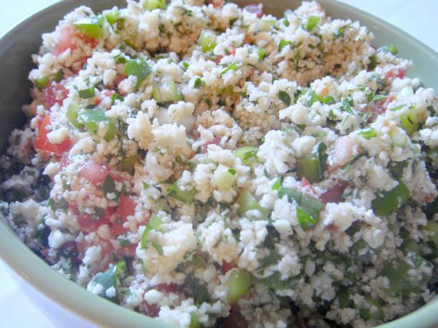 Not Your Average Tabouli Salad