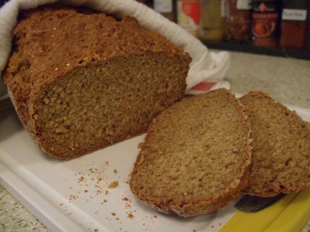 Quinoa Brown Bread