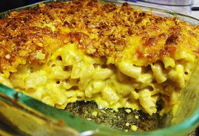 Healthy Mac & Cheese With Bechamel-Cheddar Sauce