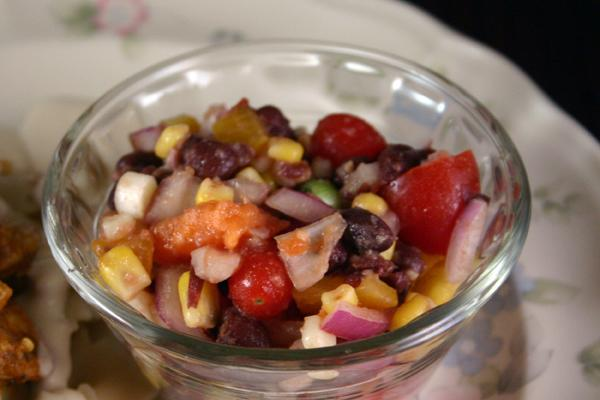Black Bean Salad #1