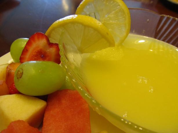 Saucy Fruit Salad