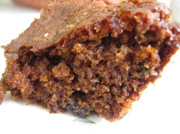 Danish Blackberry Jam Cake