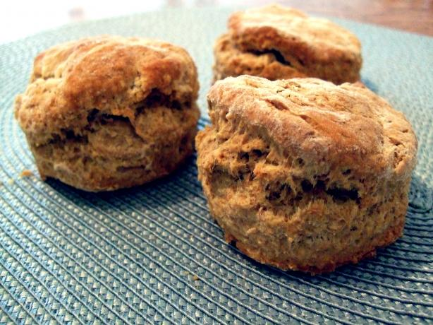 Irish Brown Scones