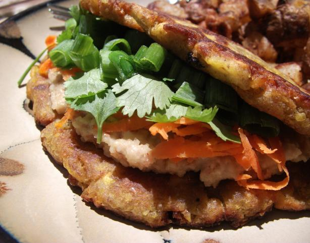 Plantain Omelette (Vegan)