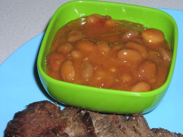 Robin's Beans