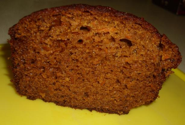 Healthified Carrot Cake