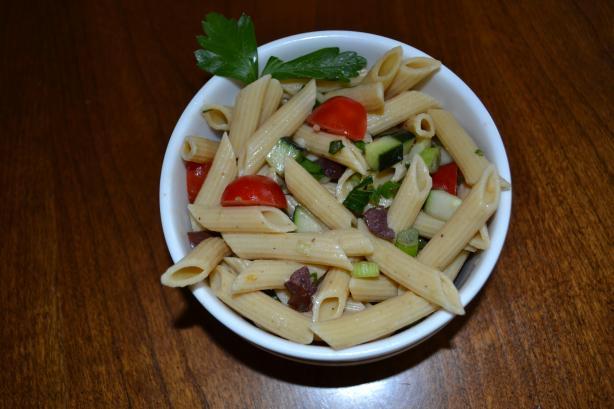 Tunisian Pasta Salad