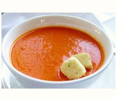 Red Pepper-Carrot Soup