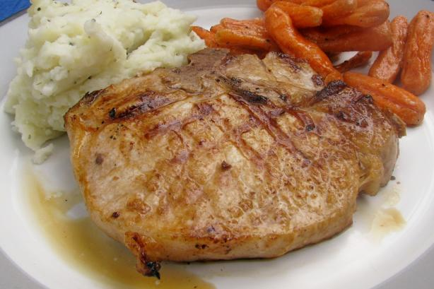 Easy Marinated Pork Chops
