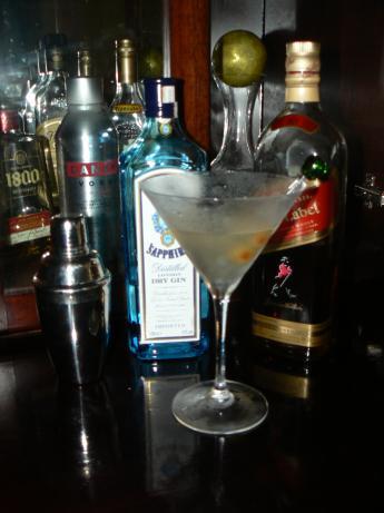 Diamonds are Forever (Martini)