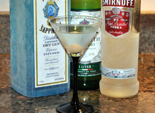 Hamlet's Martini