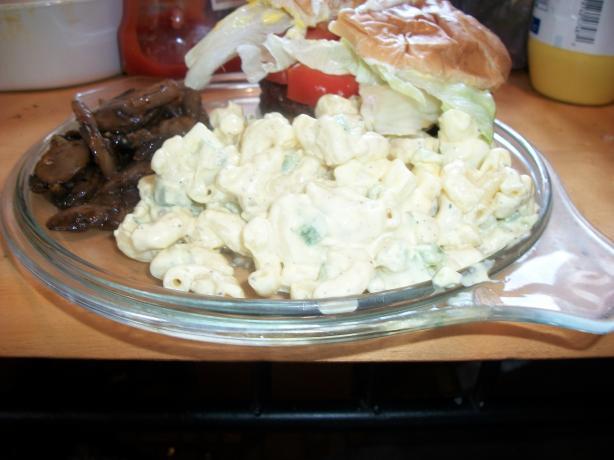 Kathy's Macaroni Salad
