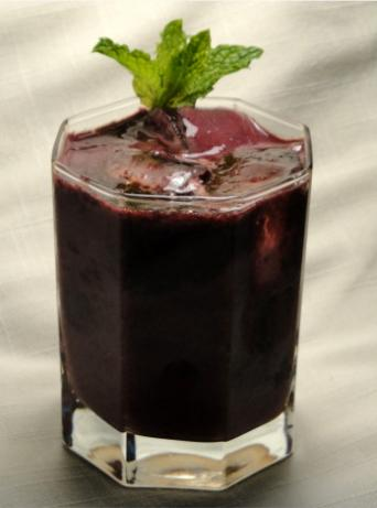 Blackberry Lassi