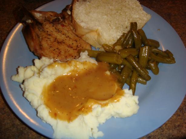 Ina Garten's Homemade Gravy