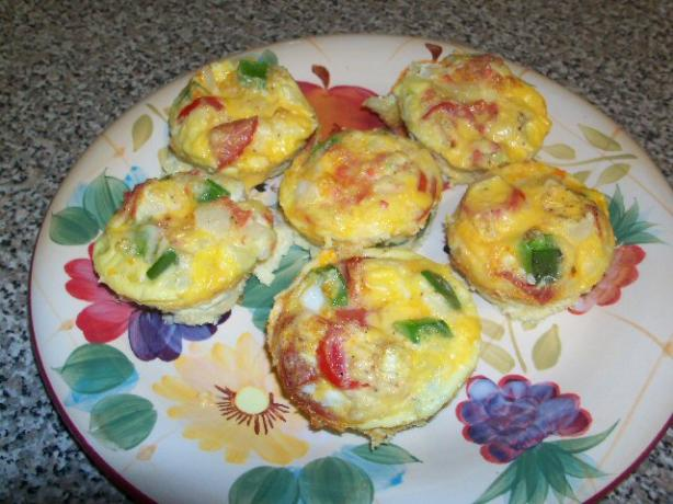 Egg Cupcakes (Paleo & Low Carb Friendly)