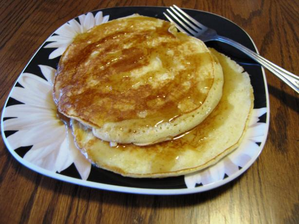 Apple Sauce Pancakes