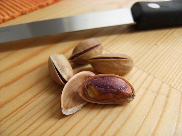Open Pesky Pistachio Nuts