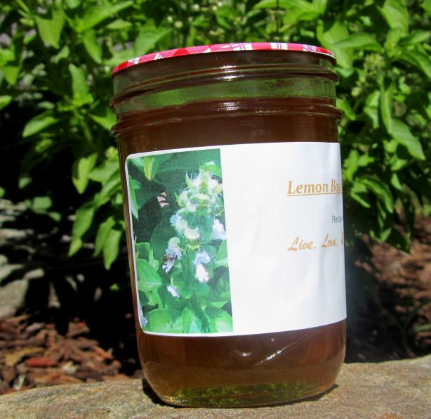 Lemon Basil Jelly