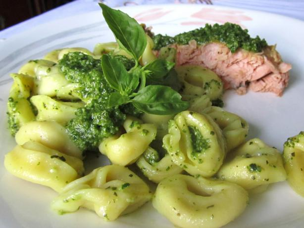 Pesto With Kale
