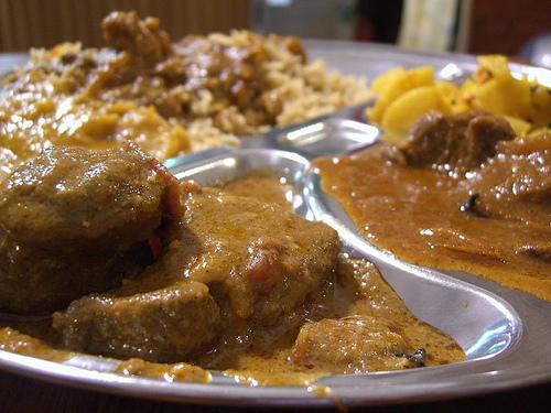 Garam Masala Rice