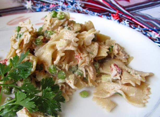 Farfalle Tuna Salad