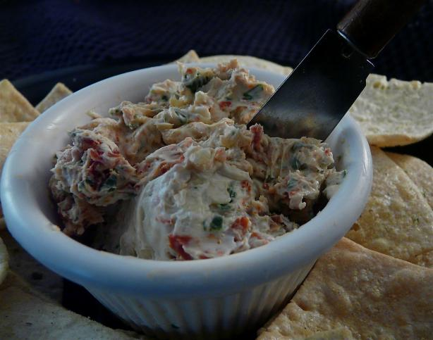 Sun-Dried Tomato and Parsley Dip
