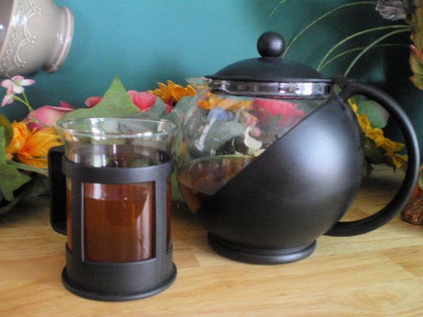 Marmalade Tea