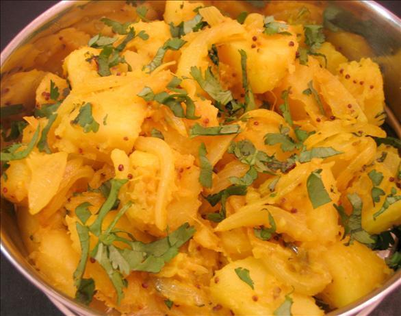 Delhi Potatoes