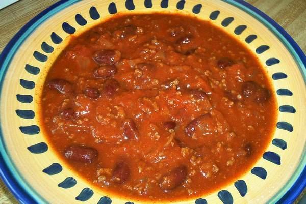 Basic Spicy Chili
