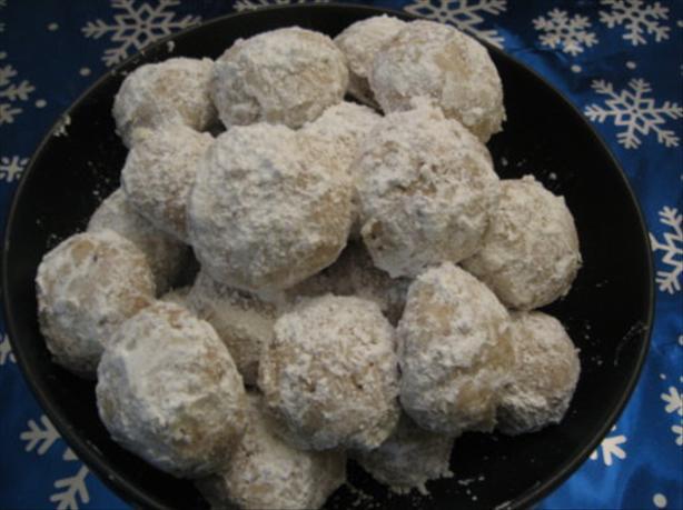 Polish Rum Balls
