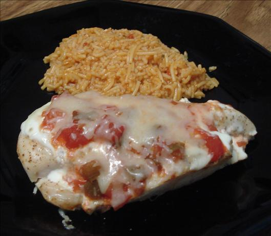 Easy Picante Chicken