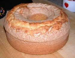 Ciambellone - Breakfast waterbased cake