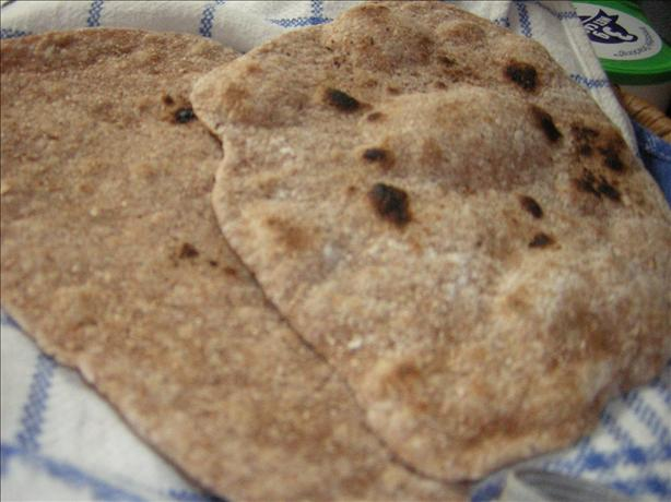 Subru Uncle's Recipe to Prepare Dough for Indian Flatbread