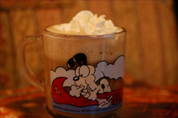 Creamy Cafe Au Lait