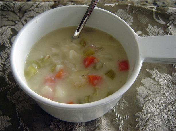 Comforting Potato Soup