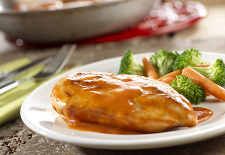Sweet & Tangy Chicken