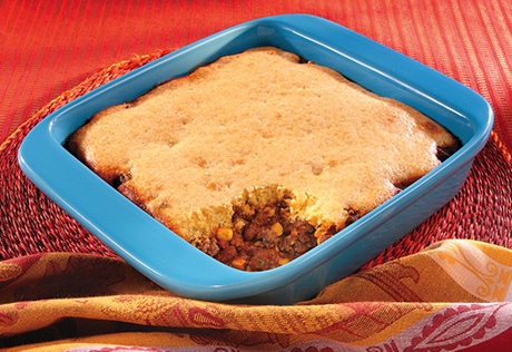 Shortcut Tamale Pie