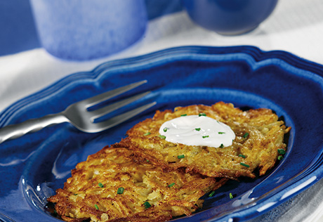 Holiday Potato Pancakes
