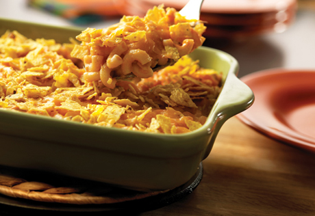 Picante Macaroni and Cheese