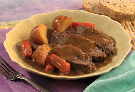 Savory Pot Roast