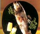 Salt-Grilled Whole Fish