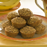 Cooked-Cereal Muffins
